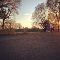 Photo taken at Platt Fields Park by Tanvir H. on 5/6/2013