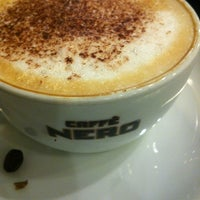 Photo taken at Caffè Nero by 🎀İrem A. on 2/27/2013