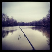 Photo taken at Broad Ripple Park Canine Companion Area by RUSS on 3/15/2013