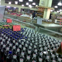Photo taken at Gelael Grande Swalayan by nona n. on 5/8/2013