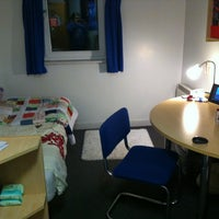 Photo taken at Liberty Park Halls of Residence, DMU by Charlotte C. on 1/6/2013