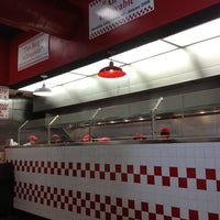Photo taken at Five Guys by Carlos S. on 5/23/2013