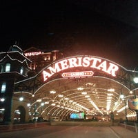 Photo taken at Ameristar Casino by Gabriella catarina R. on 3/14/2014
