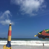 Photo taken at Gay Beach Patong by ДМИТРИЙ Е. on 6/28/2014