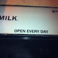 Photo taken at Milk by Tali B. on 4/9/2013