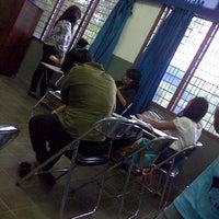 Photo taken at Universitas Methodist Indonesia by Rahel J. on 1/9/2013