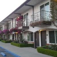 Photo taken at Laguna Hills Lodge by Manoel Frederico S. on 6/5/2014