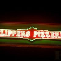 Photo taken at Flippers Pizzeria by Stacey M. on 1/20/2013