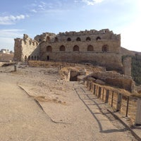 Photo taken at Karak Castle قلعة الكرك by Sergey D. on 11/2/2014