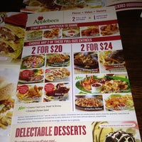 Photo taken at Applebee's by James S. on 4/11/2013