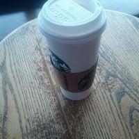 Photo taken at Starbucks by Tiwaz T. on 2/14/2013