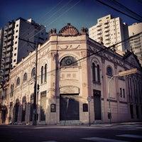 Photo taken at Theatro São Pedro by São Paulo A. on 7/15/2013