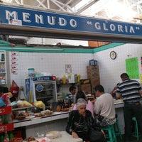Photo taken at Cenaduria Gloria by Julio S. on 3/28/2013