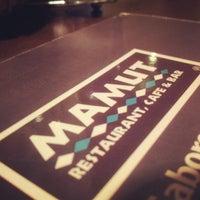Photo taken at Mamut by Romina E. on 5/5/2013