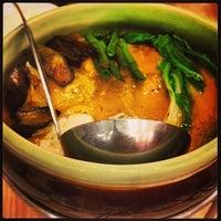 Photo taken at Sérye Café Filipino by Paul A. on 3/10/2014