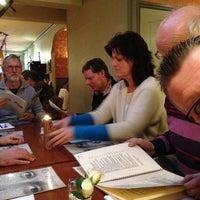 Photo taken at Osteria Da Vinci by Werner H. on 3/26/2013