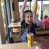 Photo taken at Taco John's by Diane L. on 4/3/2015
