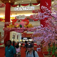 Photo taken at Berjaya Times Square by JP C. on 2/15/2013