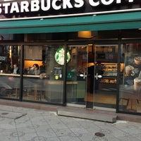 Photo taken at Starbucks Coffee 神田駅前店 by kay t. on 1/29/2013