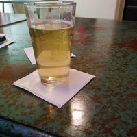 Photo taken at Las Cruces Taproom - Mimbres Valley Brewing Company by Luis M. on 1/25/2014
