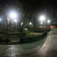 Photo taken at Parque Allende by Carlos M T. on 2/23/2013