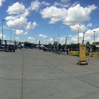 Photo taken at Allstate College World Series Fan Zone by Cartucho C. on 6/17/2015