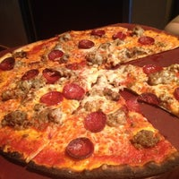 Photo taken at Matchbox Vintage Pizza Bistro by Dan B. on 4/29/2013