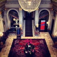 Photo taken at The Grosvenor Hotel by David C. on 3/2/2013