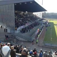 Photo taken at Grotenburg-Stadion by Christoph on 4/1/2013