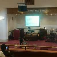 Photo taken at Bethel Gospel Assembly by Miguel I. on 10/2/2016