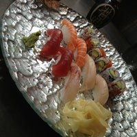Photo taken at Sushi Damo by Nuch M. on 3/29/2013