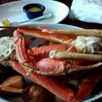Photo taken at Red Lobster by Sandy J. on 3/25/2013