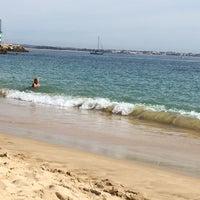 Photo taken at Praia da Batata by Olga O. on 9/27/2016