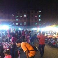 Photo taken at Pasar Malam Bandar Baru Bangi by Bazzarra B. on 1/12/2013