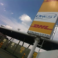 Photo taken at DHL by CaRo M. on 9/23/2013
