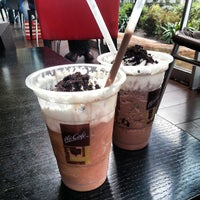 Photo taken at McCafé by Juan Sebastián L. on 7/1/2013