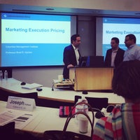 Photo taken at Columbia Business School by Marty M. on 4/6/2013