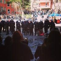 Photo taken at DTCF Orta Bahçe by Merve K. on 3/13/2013