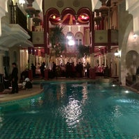 Photo taken at Morocco's House by Vindi on 10/31/2015