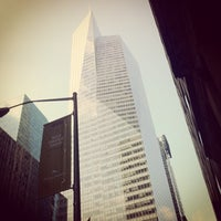 Photo taken at Bank of America Tower by Alex B. on 12/13/2012