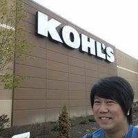 Photo taken at Kohl's by Albert P. on 5/3/2014