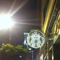 Photo taken at Starbucks by Jesamine Shadey T. on 3/18/2013
