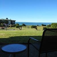 Photo taken at Best Western Plus Cavalier Oceanfront Resort by Christopher P. on 1/13/2013