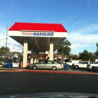 Photo taken at Costco Gasoline by Mhariel J. on 1/28/2013