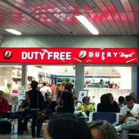 Photo taken at Dufry Shopping by Ederson A. on 2/1/2013