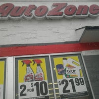 Photo taken at AutoZone by Amber R. on 3/4/2013