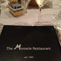 Photo taken at The Monocle by Sea_Salt_77 on 10/1/2012