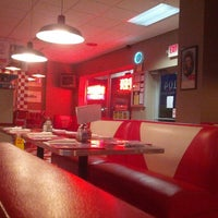 Photo taken at Backseat Bar & Grill by Irina P. on 1/29/2013