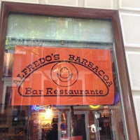Photo taken at Alfredo's Barbacoa by Enrique M. on 10/2/2012