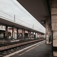 Photo taken at Stazione Chivasso by Elisa on 10/2/2013